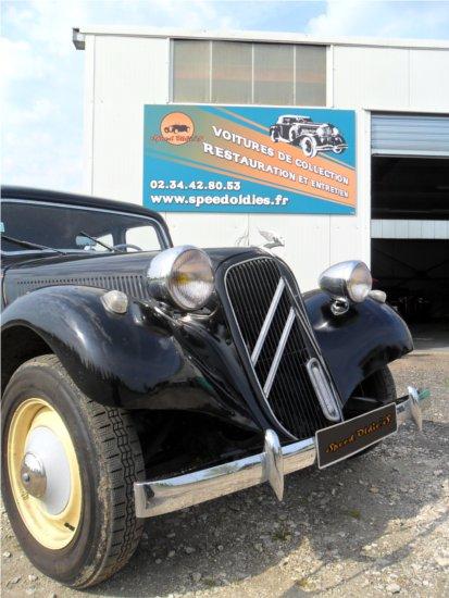 Restauration entretien voitures anciennes de sport de for Garage restauration voiture ancienne nord